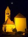 Free Night Church Royalty Free Stock Photos - 36029608