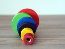 Free Wooden Toy Royalty Free Stock Photography - 36020227