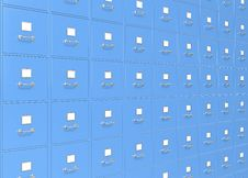 Free File Storage. Stock Photos - 36026253