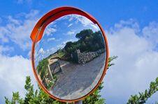 Free Mirror Reflection Royalty Free Stock Image - 36026306