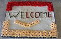 Free Welcome Stock Image - 36030551