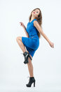Free Beautiful Stylish Girl With Long Hair Stock Photos - 36037663