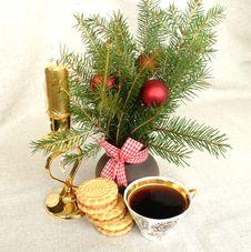 Free Christmas Treats Royalty Free Stock Photos - 36033898