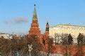 Free Kremlin Towers Stock Photography - 36042932