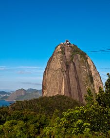 Free Sugarloaf Mountain Royalty Free Stock Photography - 36044657