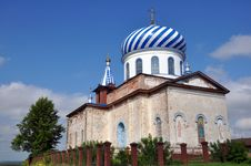 Free Archangel Michael Cathedral Stock Image - 36045231