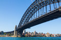 Free Sydney Harbour Bridge, Australia Stock Image - 36053331
