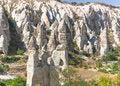 Free Rocks In Cappadocia Stock Photography - 36054182