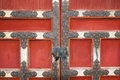Free Red Doors Stock Images - 36056714