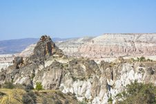 Free Rocks In Cappadocia Royalty Free Stock Photos - 36054478