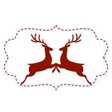 Free Vector Illustration Of Deer Stock Photo - 36058300
