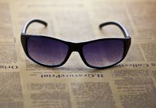 Free Sunglasses Royalty Free Stock Image - 36058516