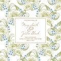 Free Wedding Card Stock Photo - 36061070