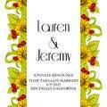 Free Wedding Card Royalty Free Stock Image - 36061106