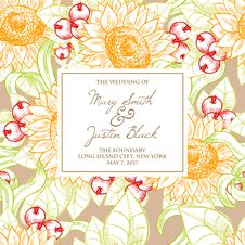 Free Wedding Card Stock Images - 36061304