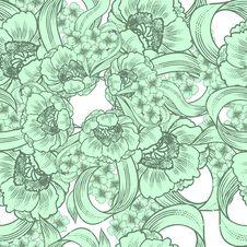Free Fresh Flower Background Stock Image - 36061471