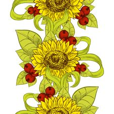 Free Fresh Flower Background Royalty Free Stock Photography - 36061507
