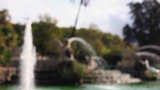 Free Parc De La Ciutadella Fountain Stock Images - 36061704
