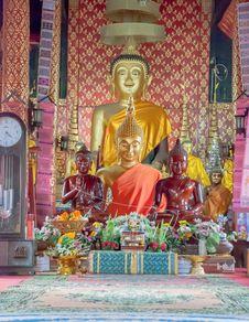 Free Thai Temple Stock Image - 36067481