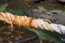 Free Rope Conection Royalty Free Stock Images - 36068099