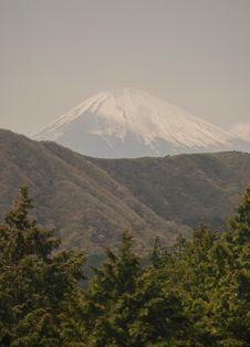 Free Mount Fuji And Hakone Stock Images - 36068354