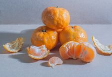 Free Oranges Royalty Free Stock Images - 36068449