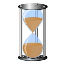Free Hourglass Stock Photography - 36068502