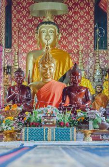 Free Thai Temple Stock Photos - 36069563