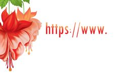 Free Http / / Www.Flowers Royalty Free Stock Photography - 36069747