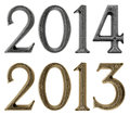 Free New Year 2014 Royalty Free Stock Image - 36072786