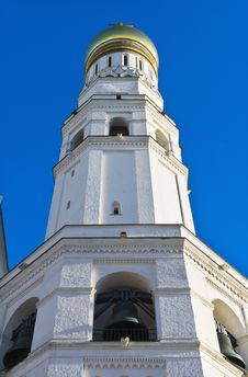 Free The Ivan The Great Bell Tower Royalty Free Stock Images - 36073119