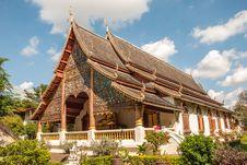 Free Thai Temple Stock Image - 36074011