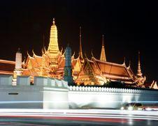 Free Thai Temple Stock Image - 36074041
