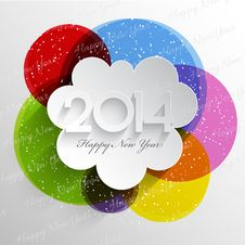 Free Happy New Year Background Stock Images - 36077154