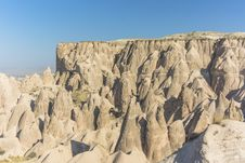 Free Rocks In Cappadocia Stock Photo - 36079680