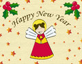 Free Design For Angel Card Stock Photo - 36080990