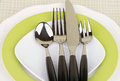 Free Table Setting Royalty Free Stock Photos - 36084178