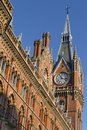 Free Victorian Clock Tower Stock Photo - 36093580