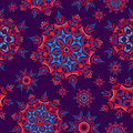 Free Colorful Ethnic Floral Pattern Background Royalty Free Stock Photo - 36093995