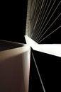 Free Suspension Bridge Cables Stock Photography - 36098412