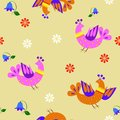 Free Seamless Floral Background Royalty Free Stock Photos - 36099828