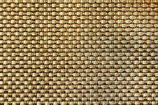 Detailed Fabric Texture Pattern Stock Photo