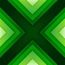 Free Abstract Green Triangle Shapes Background Royalty Free Stock Photos - 36096658