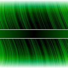 Free Abstract Warped Green Stripes Colorful Background Royalty Free Stock Photos - 36096738