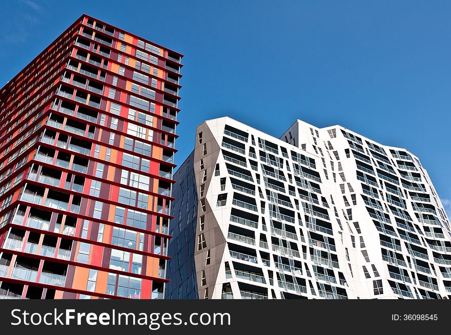 Modern Apartment Buildings - Free Stock Images & Photos ...