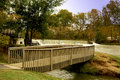 Free Bridge And Damn Stock Photography - 3613592