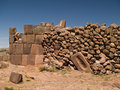 Free Sillustani Funeral Towers Royalty Free Stock Photos - 3618068