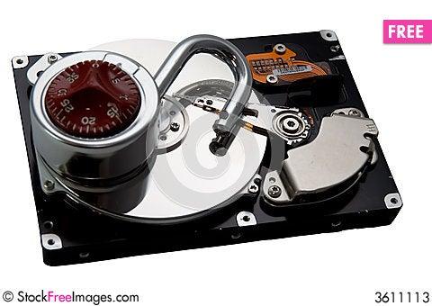 Free Unlocked Hard Drive Stock Photos - 3611113