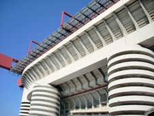 Free Milan Stadium Royalty Free Stock Photography - 3610077