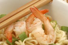 Free Oriental Shrimp Royalty Free Stock Images - 3610849